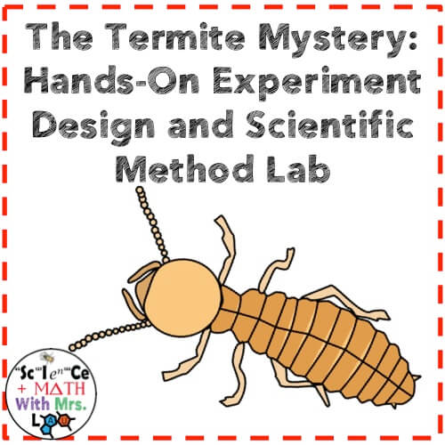 Free Science Teacher Resources - Science and Math with Mrs  Lau