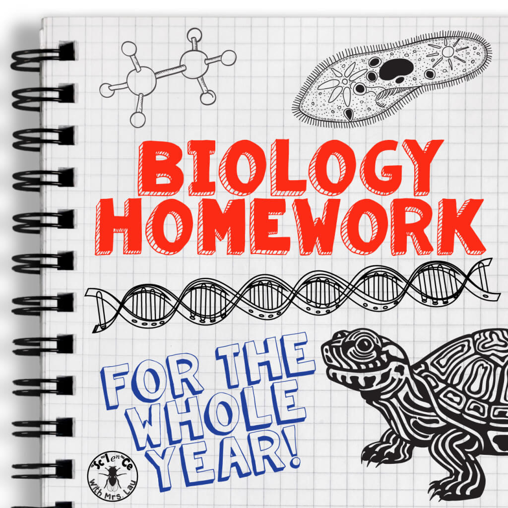 Help with biology homework